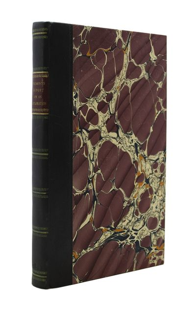 First Edition of Fremont's First Expedition to the Missouri River and the Rocky Mountains FREMONT, J...
