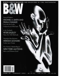 image of BLACK & WHITE MAGAZINE: MICHAEL A SMITH & PAULA CHAMLEE