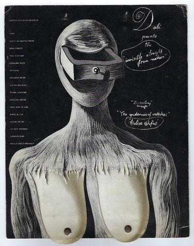 Salvador Dali Exhibition Checklist...