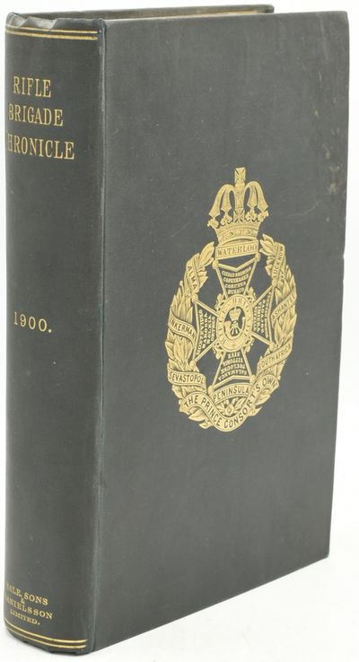 London: John Bale, Sons and Daneilsson, Ltd, 1901. First Edition. Hard Cover. Very Good binding. The...