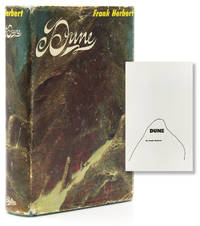 Dune by  Frank Herbert - First edition, first issue of DJ with $5.95 on front flap and fo - 1965 - from James Cummins Bookseller (SKU: 318093)
