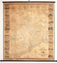 Clarks' Map of Fairfield County, Connecticut