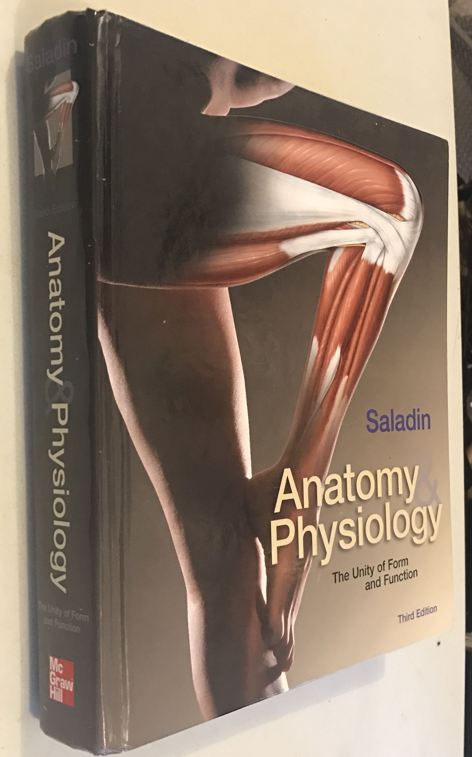 9780072429039 - Anatomy and Physiology The Unity of Form and ...