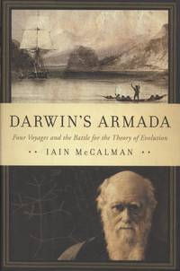 image of Darwin's Armada: Four Voyages and the Battle for the Theory of Evolution