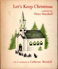 image of Let's Keep Christmas