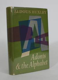 Adonis and the Alphabet, And Other Essays