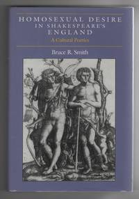 image of Homosexual Desire in Shakespeare's England A Cultural Poetics
