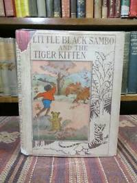 image of Little Black Sambo and the Tiger Kitten