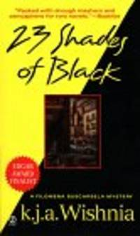 Twenty-three Shades of Black (Filomena Buscarsela Mysteries (Paperback))