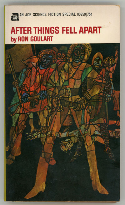 New York: Ace Publishing Corporation, 1970. Small octavo, pictorial wrappers. First edition. Ace Boo...