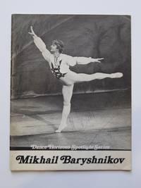 Dance Horizons Spotlight Series: Mikhail Baryshnikov