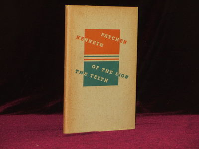 Norfolk, Connecticut: New Directions, 1942. First Edition. Near Fine/About Fine. octavo, unpaginated...