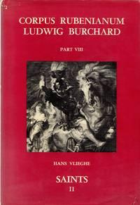 Corpus Rubenianum Ludwig Burchard: Part VIII - Saints II