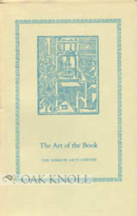 ART OF THE BOOK.|THE