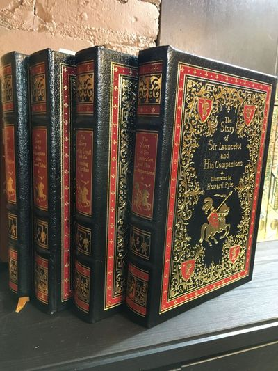 Norwalk, CT: The Easton Press, 1996. Collector's edition. Set of octavos in black leather fully orna...