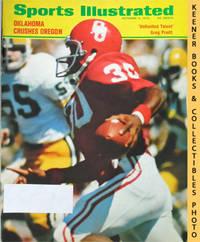 Sports Illustrated Magazine, October 2, 1972 (Vol 37, No. 14) : Oklahoma  Crushes Oregon - Unlimited Talent, Greg Pruitt
