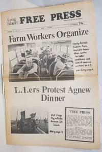 Long Island Free Press, Vol. 1, No. 4, July-August 1972; \