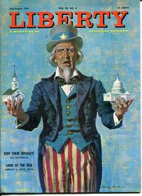 Liberty: A Magazine of Religious Freedom Vol. 58, No. 4 (July-August 1963)