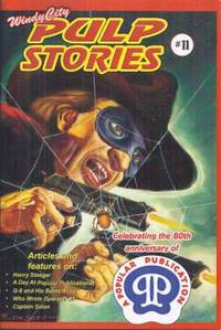 image of WINDY CITY PULP STORIES #11