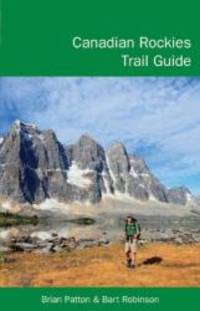 image of Canadian Rockies Trail Guide