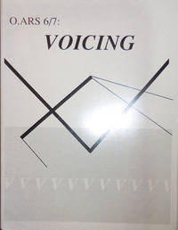 O.ARS 6/7:  Voicing