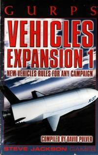 GURPS Vehicles Expansion 1