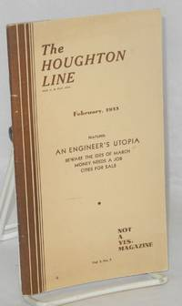 image of The Houghton line. Vol. 2 no. 5 (February 1933)