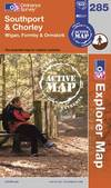 image of Southport and Chorley (OS Explorer Map Active)