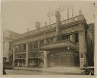 image of Olympia Photoplays (Original photograph of New Haven's Olympia Theatre)