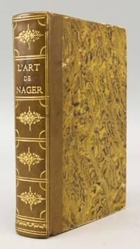 L'ART DE NAGER. [bound with] SUPPLÉMENT A LA IVÈME EDITION