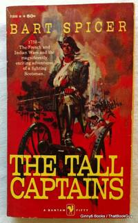 The Tall Captains by Bart Spicer - Paperback - 1959 - from ThatBookGuy and Biblio.com