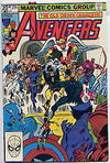 The Avengers Volume 1 Issue 211(Sept 1981): The Old Order Changeth! by JIM SHOOTER - 1981