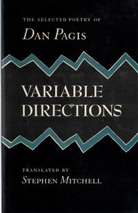 Variable Directions: Selected Poetry