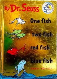 One Fish, two Fish, red fish, blue fish(Beginners Books)