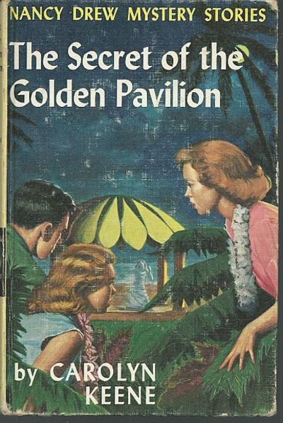 SECRET OF THE GOLDEN PAVILION, Keene, Carolyn