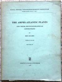 The amphi-Atlantic plants and their phytogeographical connections