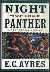 Night of the Panther.  A Tony Lowell Mystery