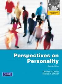 Perspectives on Personality: International Edition