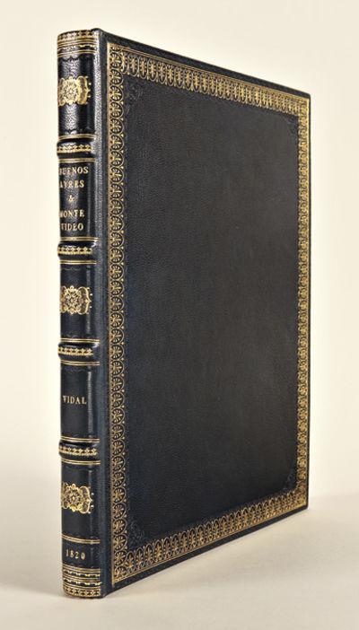 London: Published by R. Ackermann, 1820. xxviii,115pp. plus twenty-four colored aquatints (including...