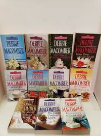 Lot of 11 Debbie Macomber Essential Collection Those Manning Men Manning Sisters