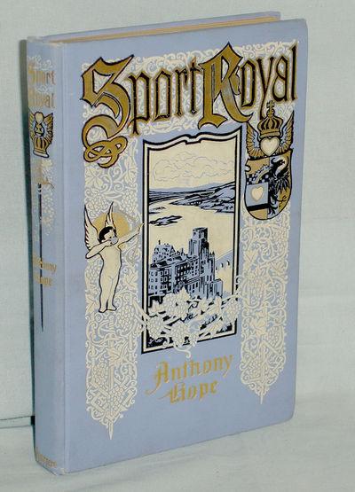 New York: Harper & Brothers, 1907. Decorative Cloth Hard Cover. Fine. Simon Werner. 8vo - over 7¾