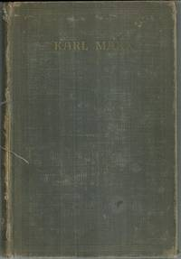 KARL MARX His Life and Work