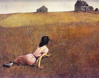 Christina's World by Wyeth, Betsy Jane - 1982