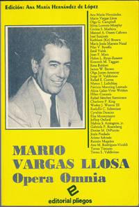 Mario Vargas Llosa: Opera Omnia