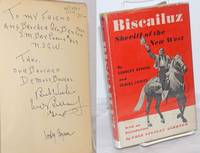 image of Biscailuz; sheriff of the new west [signed by Biscailuz_Bynum]