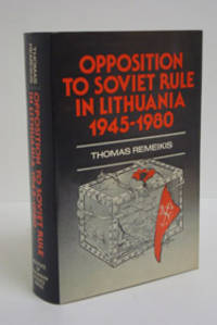 Opposition to Soviet Rule in Lithuania, 1945-1980