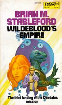 image of Wildeblood's Empire (Daedalus Mission #3)