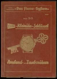 """image of Der Flume-Kleinuhe-Schlussel: Ausgabe 1958 ( Das """"Flume-System"""" Band 2/3)"""