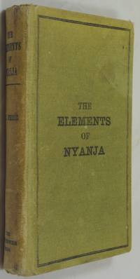 The Elements of Nyanja for English-Speaking Students