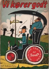 Så ruller vi: muntre tegninger om cykler og automobiler (Vi kører godt)
